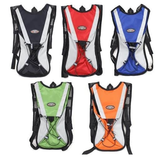 Green Alien Lightweight Hydration Backpack ONLY $9.99 Shipped