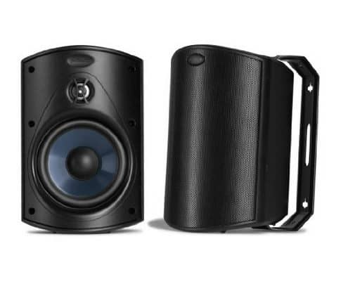 Polk Audio Atrium 4 Outdoor Speakers $79.95 (Was $200)