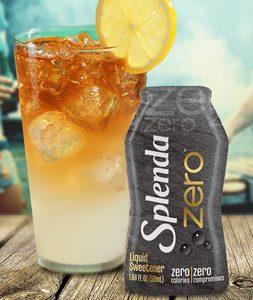 FREE Splenda Zero Liquid Sweetener Sample