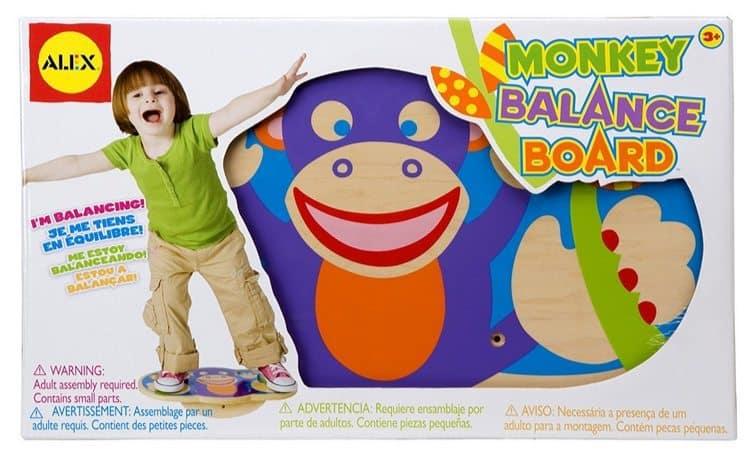 ALEX Toys Monkey Balance Board $12.59 (Was $27.50)