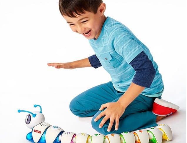 Fisher-Price Think & Learn Code-a-Pillar $24.99
