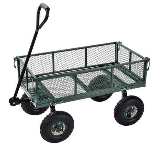 Sandusky Lee Steel Utility Garden Cart $47.07