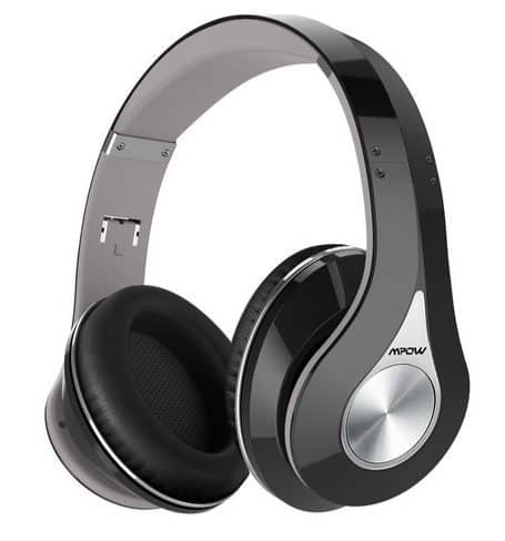 Mpow Bluetooth Over Ear Headphones $34.99 (Was $80) **Great Reviews**