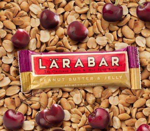 $3 Off Larabar Gluten Free Bars **Only 59¢ Per Bar Shipped**