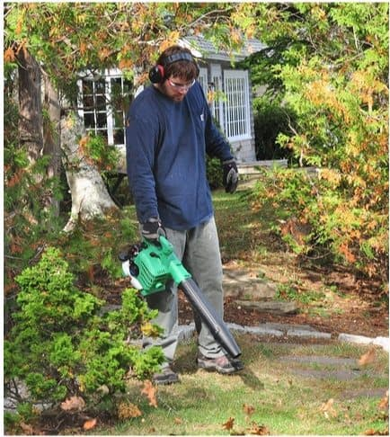 Hitachi Gas Powered 170 MPH Leaf Blower $96.50 **Today Only**