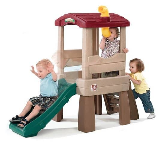 Step2 Naturally Playful Lookout Treehouse $79.99 <br>(Was $160)