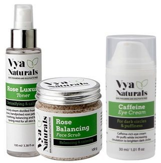 Vya Naturals All Natural Beauty Deals - Up to 50% Off **Today Only**