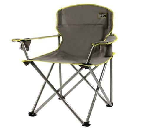 Quik Chair Heavy Duty Folding Camp Chair $12.91 (Was $30)