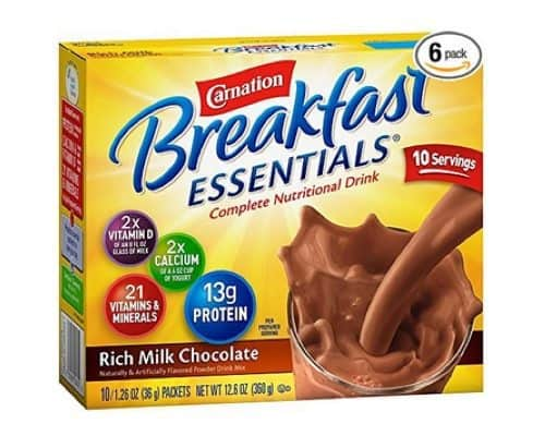 Carnation Breakfast Essentials Deal - Only $2 Per Box Shipped