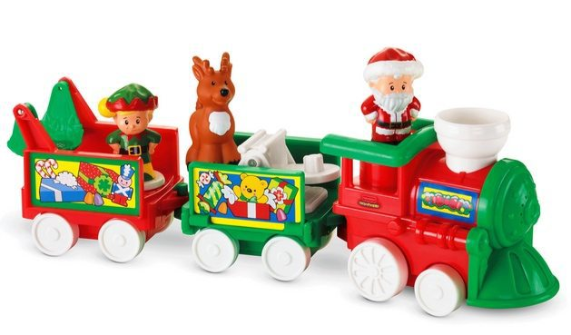 Little People Christmas Train Only $16.99 (Was $33)