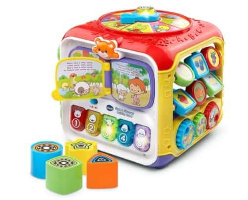 Vtech Sort & Discover Activity Cube Only $16.90