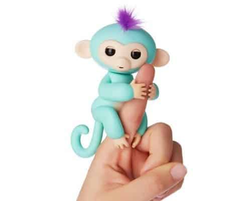 Fingerlings Interactive Baby Monkey Zoe $14.99 <br>**HOT TOY**