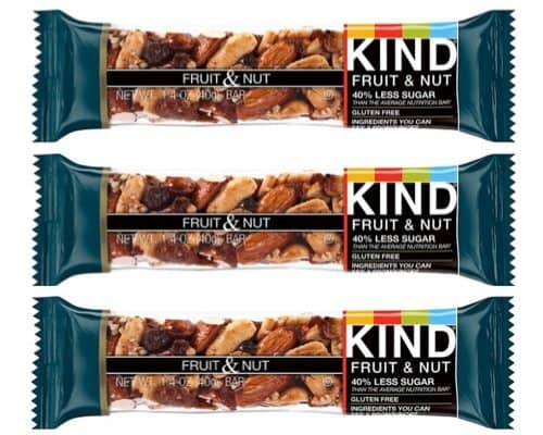 KIND Fruit & Nut Gluten-Free 12-Count $9.04 Shipped **Only 75¢ per bar**