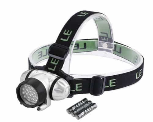 LED Headlamp with 4 Modes Only $7.99 (Was $18.95)
