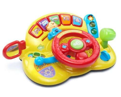 VTech Turn and Learn Driver Only $9.85