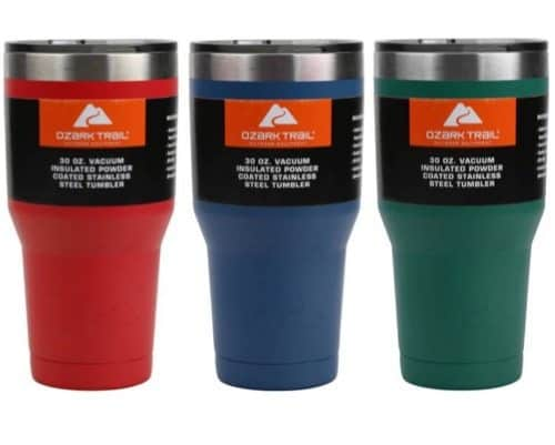Ozark Trail Tumblers Deal - Only $5 Each **Highly Rated**