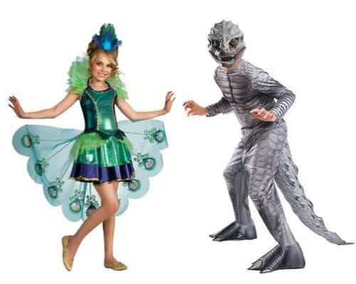 Discounted Halloween Costumes: Up to 60% Off Rubie's Halloween Costumes **Today Only**