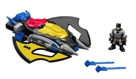 Fisher-Price Imaginext DC Super Friends Batwing $11.99 (Was $40)