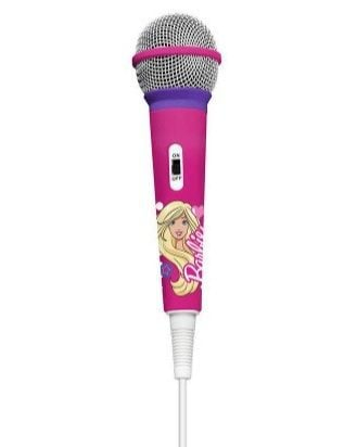 First Act Barbie Microphone Only $5