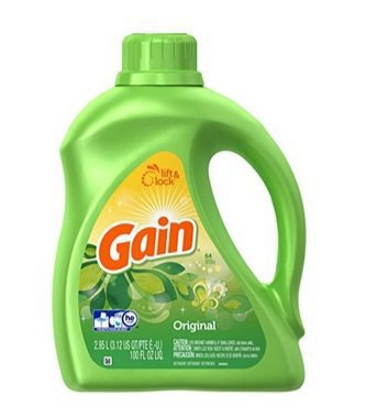Gain Laundry Detergent Deal - 100 Ounce Only $6.99