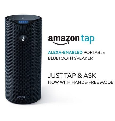 Amazon Tap Certified Refurbished $64.99 **Today Only**
