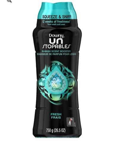 Downy Unstoppables In-Wash Scent Booster Beads 26.5oz Only $7.90 Shipped
