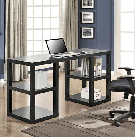 Ameriwood Home Parsons Deluxe Desk $68.94 (Was $150)
