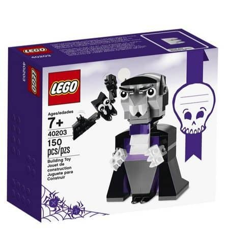 LEGO Creator Halloween Vampire and Bat Building Kit Only $7.99