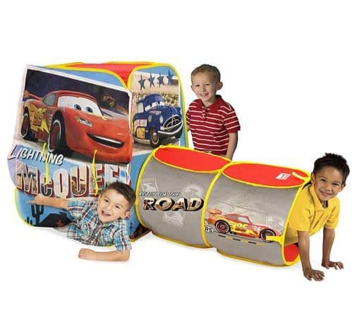 Disney Cars Discovery Playhouse Only $12.84 (Was $30)