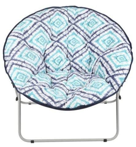 Mainstays Oversize Saucer Chair $19.97