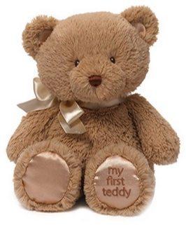 Gund My First Teddy Bear Only $5.94