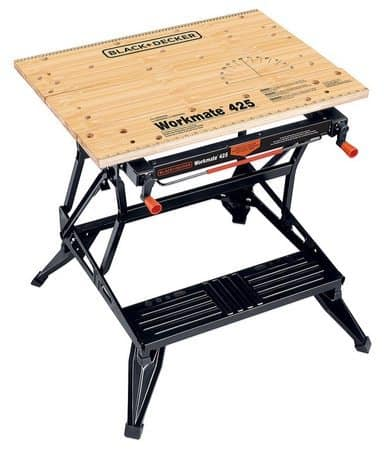 Black & Decker Portable Project Center and Vise $79.99 **Today Only**