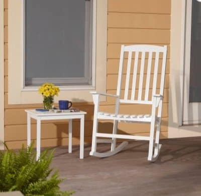 Walmart Clearance: Outdoor Rocking Chair $48.12 (Was $90)