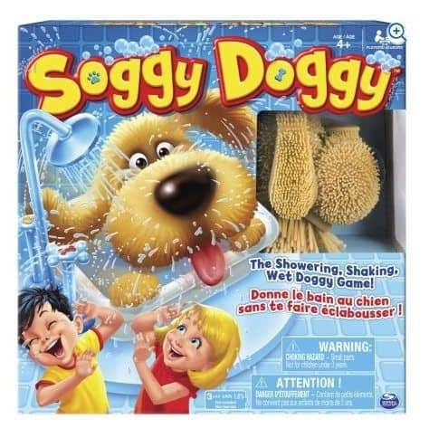 Soggy Doggy Board Game Only $8.97