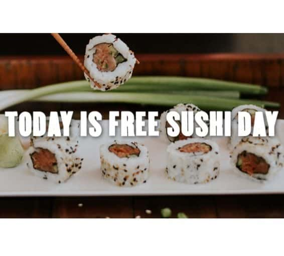 P.F. Chang's: FREE California Roll or Spicy Tuna Roll!