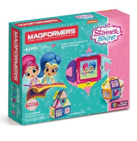 Magformers Shimmer and Shine Set $25.49 (Was $50)