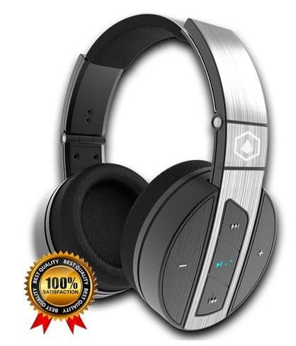Over-the-Ear Bluetooth Noise-Isolating Headphones with Mic $49.99 (Was $320) **Today Only**