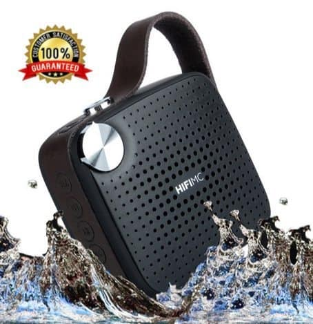 Premium Water Resistant Bluetooth Speaker $19.99 (Was $100) **Today Only**