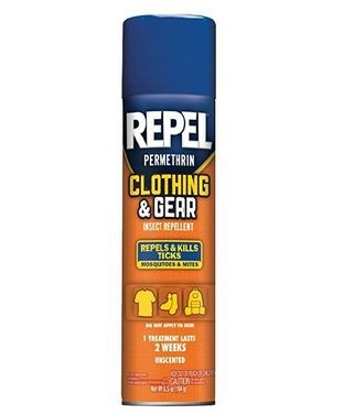 Repel Permethrin Clothing & Gear Insect Repellent $2.78 (Was $7.42)