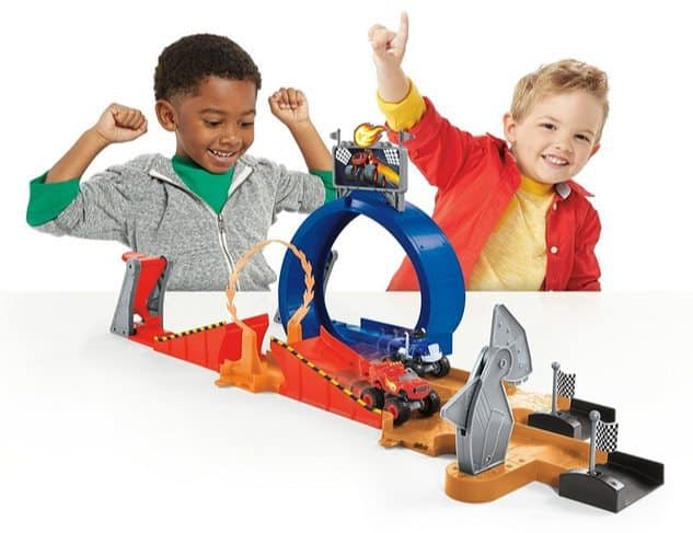 Fisher-Price Nickelodeon Blaze & The Monster Machines Monster Dome Playset Only $15.98