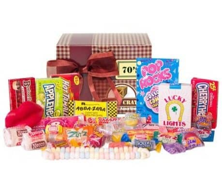 Candy Crate Old Fashioned 1970s Sweets Decade Gift Box $18.65