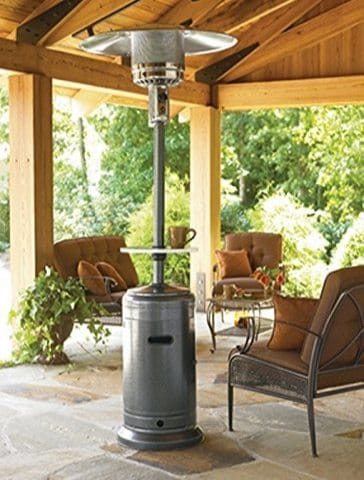 AZ Patio Heaters Tall Patio Heater with Table $79.02 (Was $219) + More **Today Only**