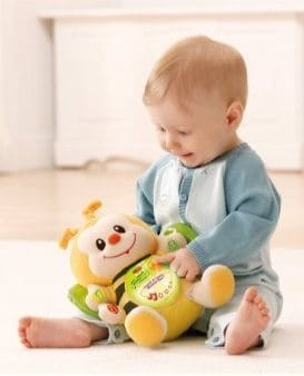 Vtech Touch & Learn Musical Bee Only $12.88 (Was $34)