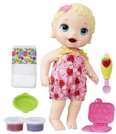 Baby Alive Super Snacks Snackin' Lily $19.99