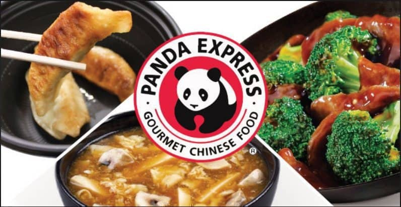 Panda Express: FREE Entree Item with ANY Online Purchase