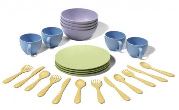 Green Toys Dish Set Only $10.64