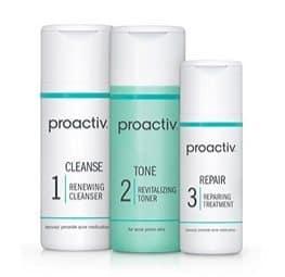 Proactiv 3 Step Acne Treatment System Starter Kit (30 Day) $26.56