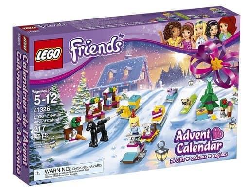 LEGO Friends Advent Calendar Building Kit $23.74