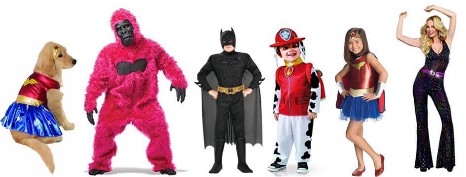 Discounted Halloween Costumes: Hundreds of Costumes up to 67% Off  **Today Only**