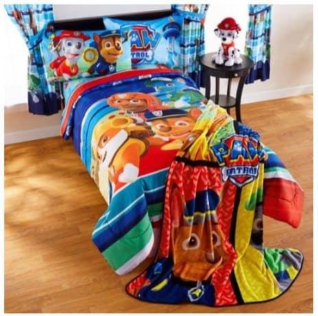Paw Patrol Puppy Hero Comforter $24.97 (Was $60)